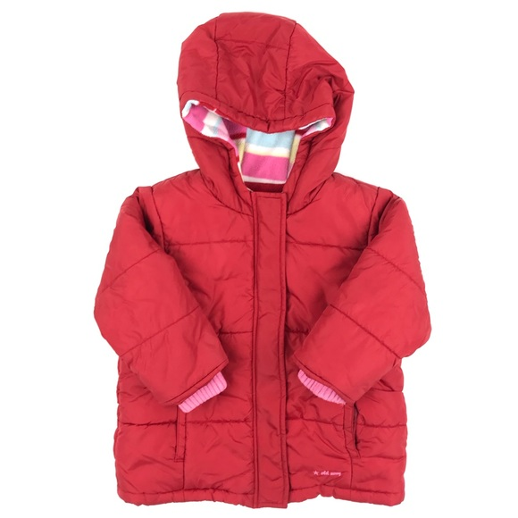 Old Navy Other - Girls Puff Jacket   Old Navy Jacket   2T Jacket